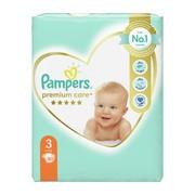 Pampers Premium Care 3 (6−10 kg), pieluszki jednorazowe, 80 szt.
