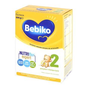 Bebiko 2, mleko następne, proszek, 800 g