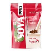 Soya Pro, smak czekoladowy, proszek, 750 g