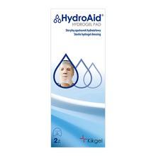 HydroAid Pad, opatrunek hydrożelowy, maska na twarz, 2 szt.