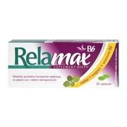 Relamax B6, tabletki powlekane, 30 szt.