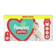 Pampers Pants 4 (9−15 kg), pieluchomajtki jednorazowe, 108 szt.