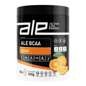 ALE Active Life Energy BCAA Orange, proszek, 500 g