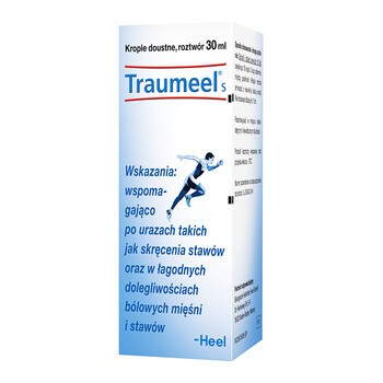 Heel-Traumeel S, krople doustne, 30 ml