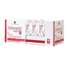 Seboradin FitoCell, serum z komórkami macierzystymi, 15 tubek x 6 g