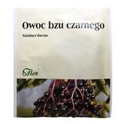 Owoc bzu czarnego, zioła do zaparzania, 50 g (Flos)