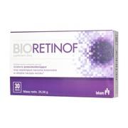 Bioretinof, tabletki powlekane, 30 szt.