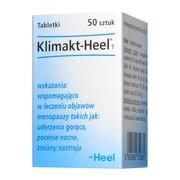 Heel-Klimakt T, tabletki, 50 szt.