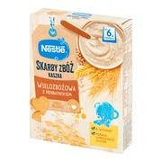 Nestle, kaszka wielozbożowa z herbatnikiem, 6 m+, 250 g