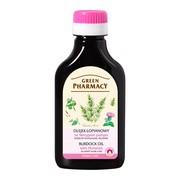 Green Pharmacy, olejek łopianowy ze skrzypem polnym przeciw wypadaniu włosów, 100 ml