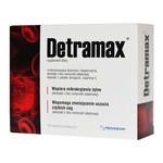Detramax, tabletki powlekane, 60 szt.