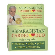 Asparaginian CardioDuo, tabletki, 50 szt.