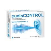 Audiocontrol, tabletki powlekane, 30 szt.