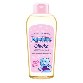 Bambino, oliwka dla dzieci/niemowląt z witaminą F, 300 ml