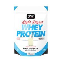 QNT Light Digest Whey Protein, proszek, smak naturalny, 500 g