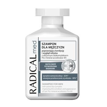 Radical Med, szampon dla mężczyzn, 300 ml