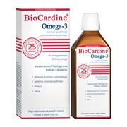 BioCardine Omega-3, olej, 200 ml