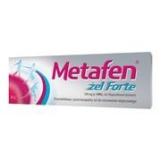Metafen żel Forte, 100 mg/g, 50 g