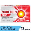 Nurofen Plus, tabletki powlekane, 12 szt.