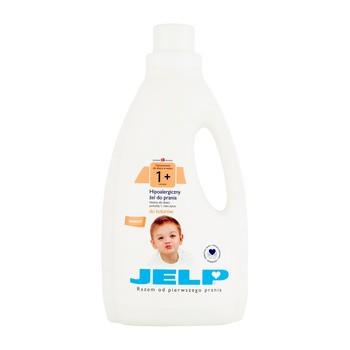 JELP 1+ Żel do prania, do koloru, 1,5 l