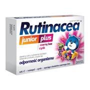Rutinacea junior plus, tabletki do ssania, 20 szt.