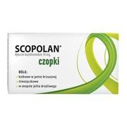 Scopolan, 10 mg, czopki doodbytnicze, 6 szt.