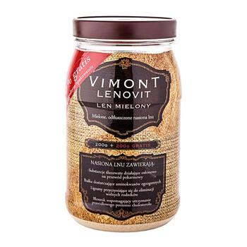 Vimont Lenovit, len mielony, 400 g (200 g + 200 g)