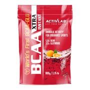 BCAA X-tra INSTANT Activlab Pharma, smak pomarańczowy, proszek, 800 g