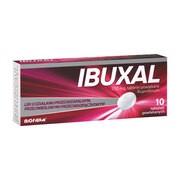Ibuxal, 200 mg, tabletki powlekane, 10 szt.