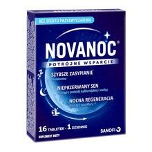 Novanoc, tabletki, 16 szt.