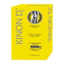 Kinon D3, tabletki, 30 szt.