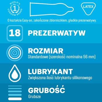 Durex Extra Safe, prezerwatywy, 18 szt.