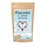 Nacomi, suchy peeling do ciała, kokos, 200 g