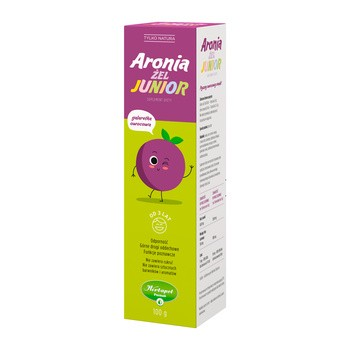 Aronia żel Junior, żel, 100 g
