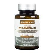 Singularis Witamina D3 2000 IU (50 µg), kapsułki miękkie, 60 szt.