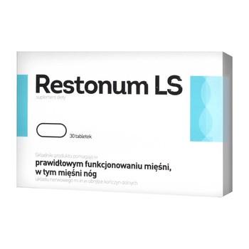 Restonum LS, tabletki, 30 szt.