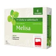 Melisa, tabletki powlekane, 90 szt.
