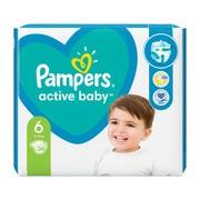 Pampers Active Baby 6 (13−18 kg), pieluszki jednorazowe, 36 szt.