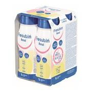 Fresubin Renal, płyn o smaku waniliowym, 4 x 200 ml