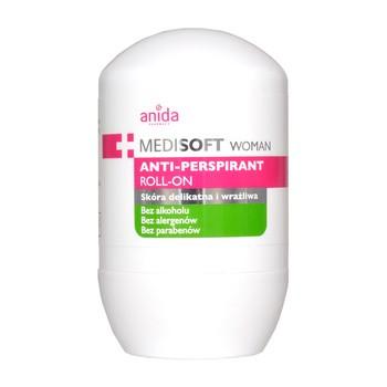 Anida Medi Soft, antyperspirant roll-on, woman, 50 ml