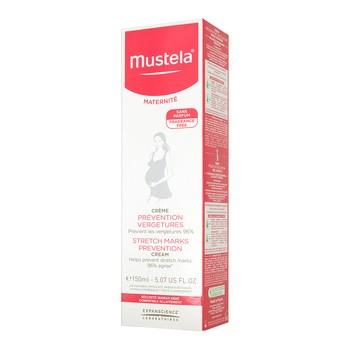 Mustela Maternite, krem na rozstępy, działanie 3w1, bez zapachu, 150 ml