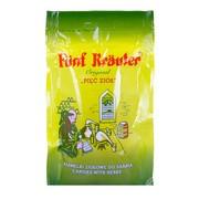 Karmelki Funf Krauter, 5 ziół, karmelki ziołowe do ssania, 60 g