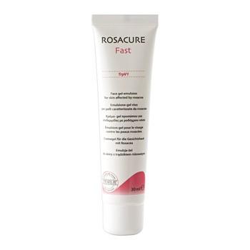 Synchroline Rosacure fast, emulsja żelowa do twarzy, 30 ml