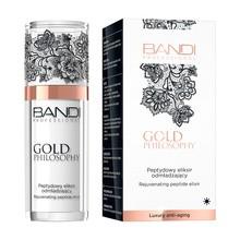 Bandi Exclusive Gold Philosophy, peptydowy eliksir odmładzający, 30 ml