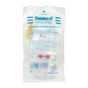 Przyrząd do przetaczania płynów infuzyjnych z igłą, 1 szt. (Romed)