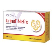 Urinal Nefro, tabletki, 20 szt.