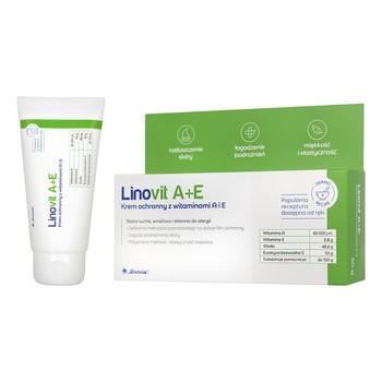 Linovit A+E, krem ochronny z witaminami A i E, 50 g