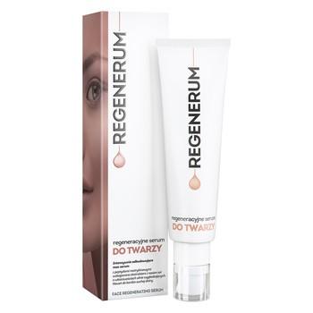 Regenerum, regeneracyjne serum do twarzy, 50 ml
