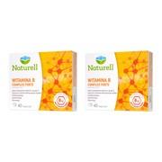Zestaw 2x Naturell Witamina B Complex forte, tabletki, 40 szt.
