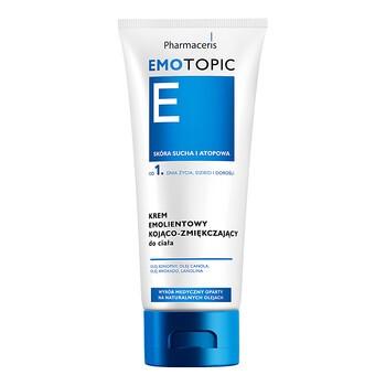 Pharmaceris E Emotopic, krem emolientowy kojąco-zmiękczający, 200 ml